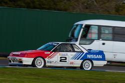 1990 Nissan Skyline GT-R R31, Nissan circuit safari bus