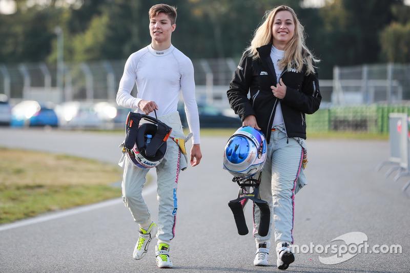 Lirim Zendeli, Mücke Motorsport, Sophia Flörsch, Mücke Motorsport