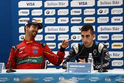 1. Sébastien Buemi, Renault e.Dams; 2. Lucas di Grassi, ABT Schaeffler Audi Sport