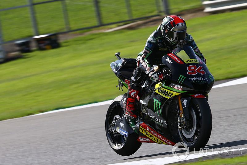 10. Jonas Folger, Monster Yamaha Tech 3
