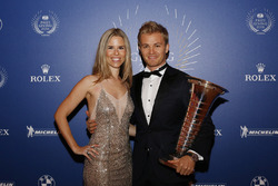Чемпіон Формули 1 Ніко Росберг та його дружина Вівіан