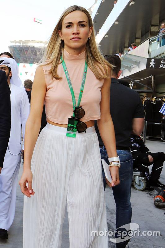 Carmen Jorda, Renault Sport F1 Team piloto de desarrollo