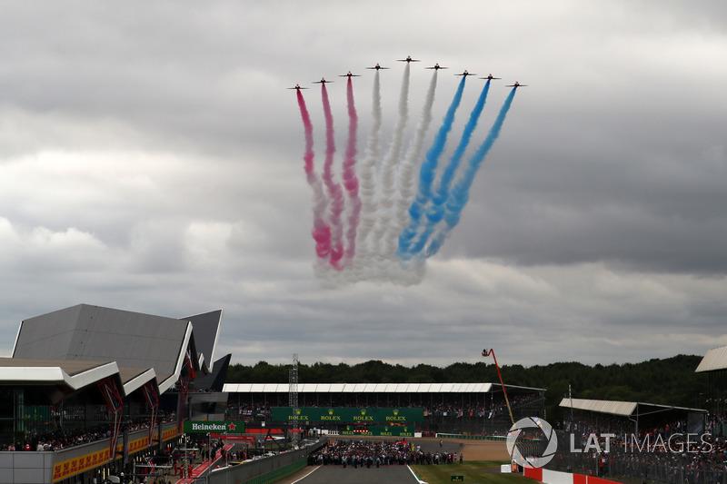 Local da primeira prova da história da F1, Silverstone recebeu mais uma etapa do mundial neste domingo.