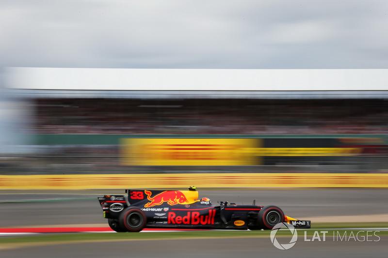 4. Макс Ферстаппен, Red Bull Racing RB13