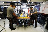 Инженеры McLaren Honda