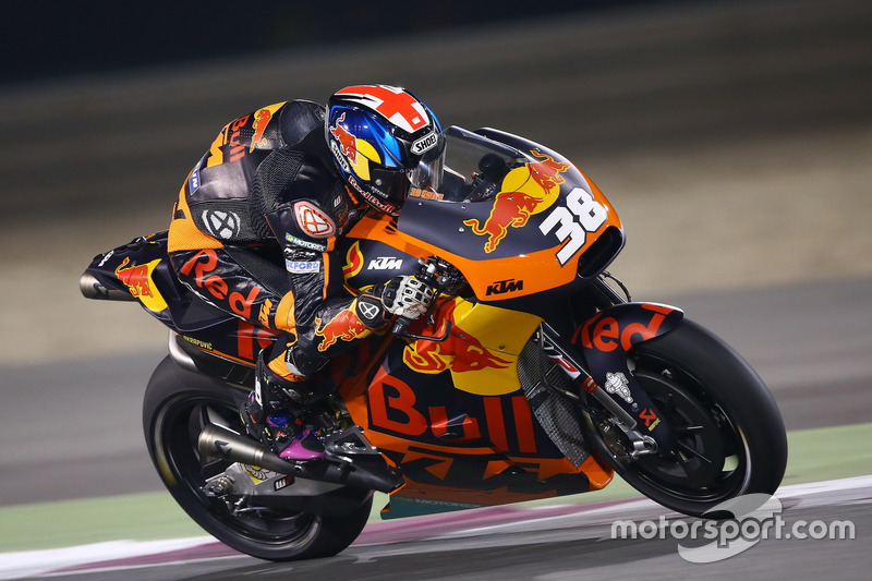 Брэдли Смит, Red Bull KTM