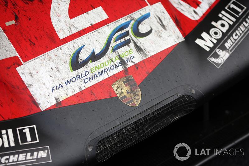Le Mans winning Porsche 919
