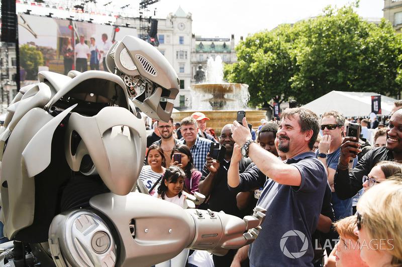 Roboter-Show