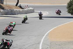 Alex Lowes, Pata Yamaha, Stefan Bradl, Honda World Superbike Team, Michael van der Mark, Pata Yamaha