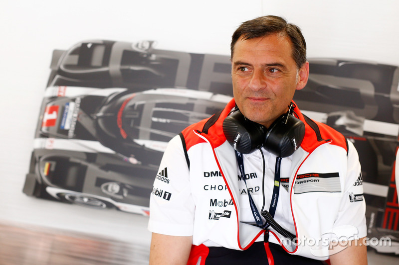 Dr. Michael Steiner, Board Member Research and Development Porsche AG