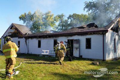 ARCA home fire