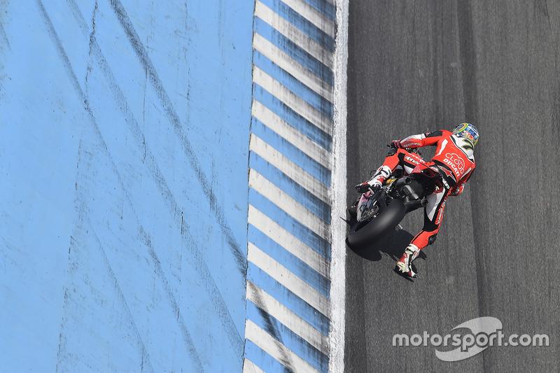 8. Чаз Девіс, Ducati Team