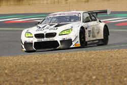 BMW M6 GT3 #50, Alex Zanardi BMW Team Italia