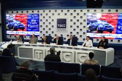 Пресс-конференция в ТАСС, посвященная Rally Masters Show 2016
