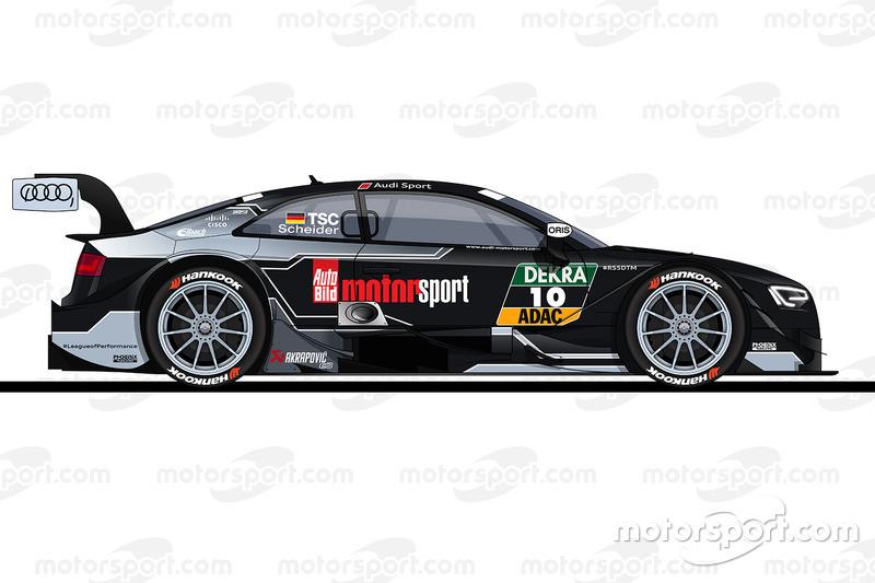 #10: Timo Scheider, Phoenix-Audi