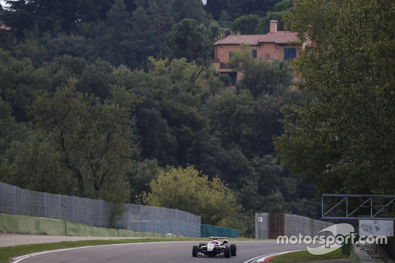 Nikita Mazepin, HitechGP Dallara F312, Mercedes-Benz