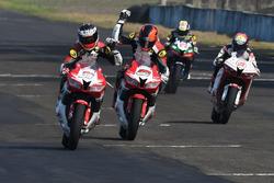 Gerry Salim dan Dimas Ekky, Astra Honda Racing Team