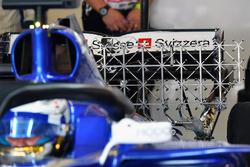 Marcus Ericsson, Sauber C36 ve aero sensörü