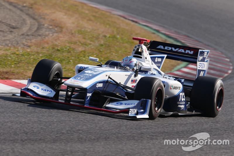 Takuya Izawa, Nakajima Racing