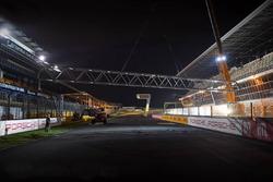 Neue Startlinie in Le Mans