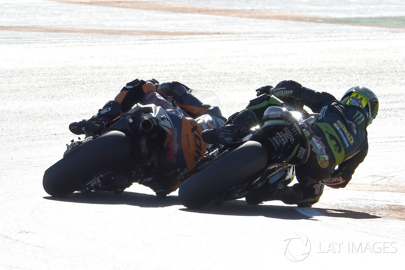 Johann Zarco, Monster Yamaha Tech 3, Bradley Smith, Red Bull KTM Factory Racing
