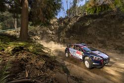 Jari Huttunen, Antti Linnaketo, Hyundai i20 WRC, Hyundai Motorsport