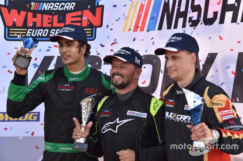 Advait Deodhar (Euro NASCAR, Brands Hatch)