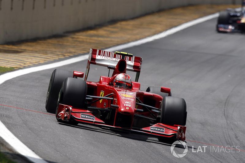 2009. Кімі Райкконен, Ferrari F60