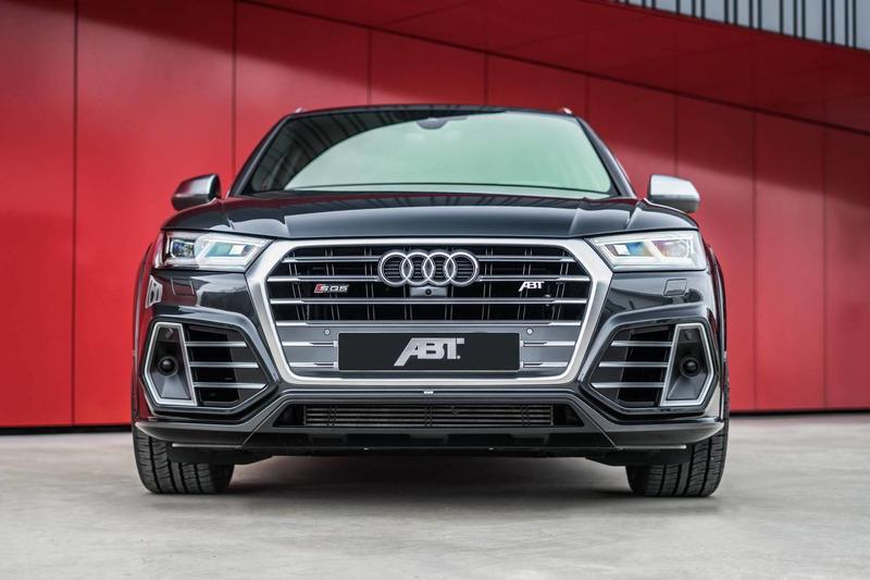 Autó Egy vonzóbbá tett Audi SQ5 lett az ABT legújabb büszkesége