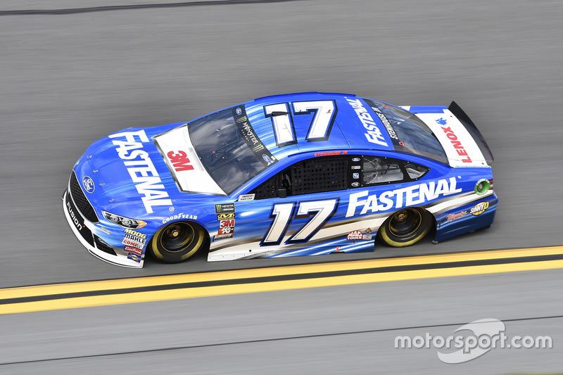 9. Ricky Stenhouse Jr., Roush Fenway Racing, Ford