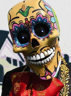 Day of the Dead character