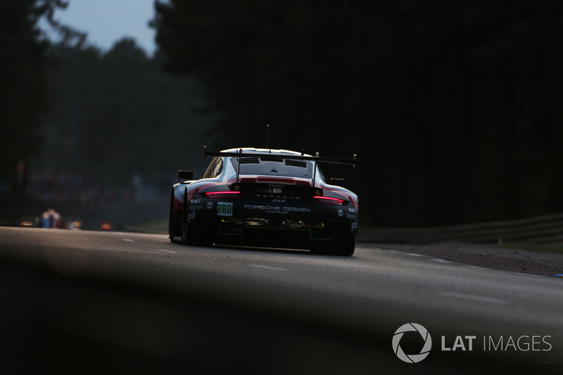 #93 Porsche GT Team Porsche 911 RSR: Patrick Pilet, Nick Tandy, Earl Bamber, Dirk Werner