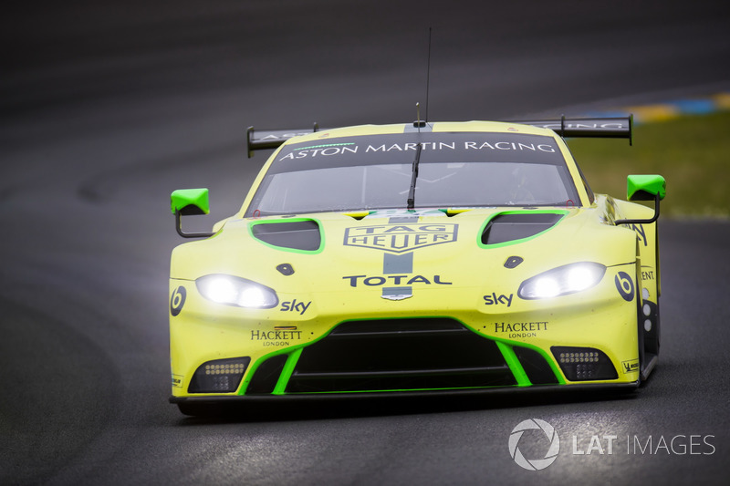 50. #97 Aston Martin Racing Aston Martin Vantage AMR