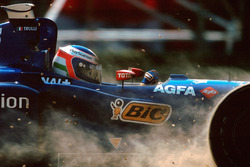 Jarno Trulli, Prost AP01