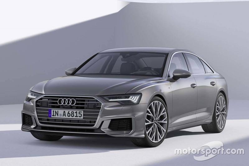 Audi A6 2019 року