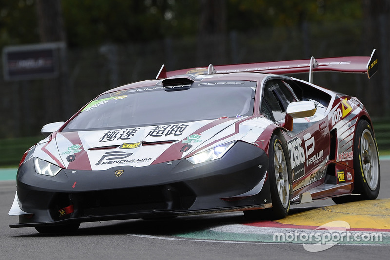 #266 Top Speed Racing Team: George Chou, Samson Chan