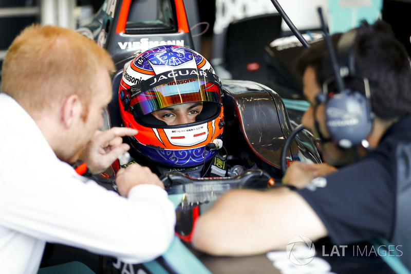 Mitch Evans, Jaguar Racing