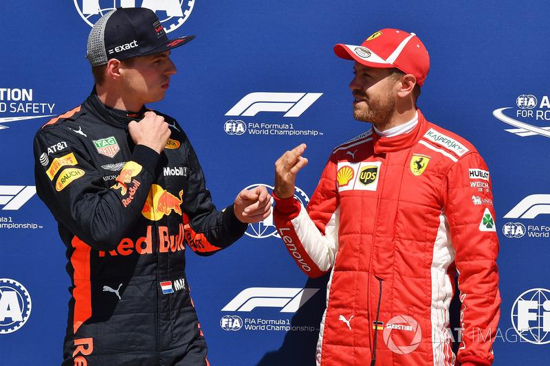 Феттель? Разве Ferrari были фаворитами Гран При?