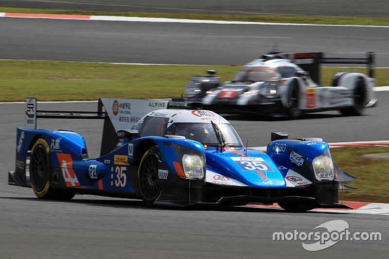 #35 Baxi DC Racing, Alpine A460 - Nissan: David Cheng, Ho-Pin Tung, Paul Loup Chatin