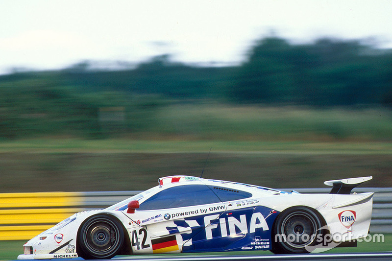 Fina & BMW Motorsport