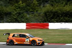 Vincent Radermecker, Milo Racing, VW Golf GTI TCR