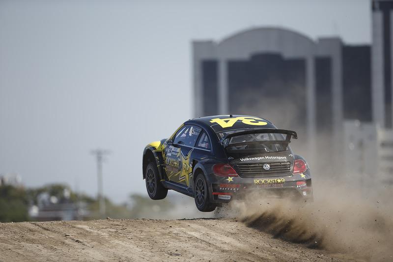 Tanner Foust, Volkswagen