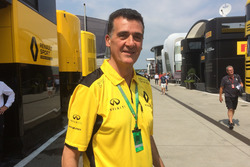 Federico Gastaldi in divisa Renault
