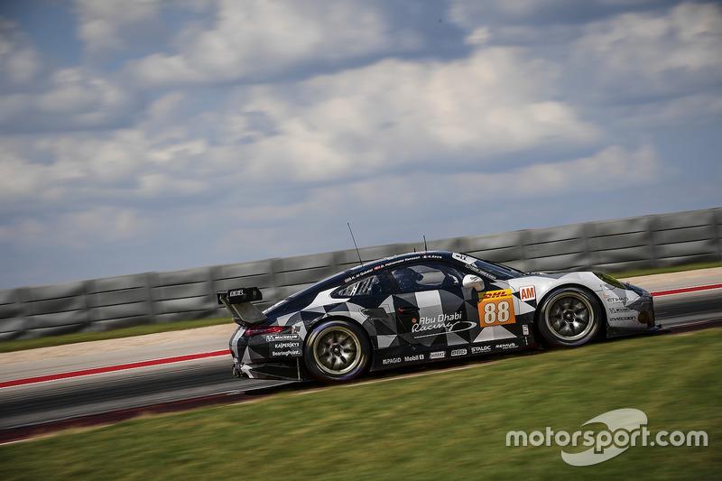 #88 Proton Racing Porsche 911 RSR: Khaled Al Qubaisi, David Heinemeier Hansson, Kevin Estre