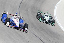 Элио Кастроневес, Team Penske Chevrolet и Симон Пажено, Team Penske Chevrolet