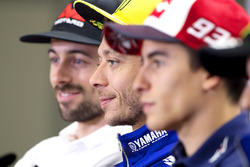 Eugene Laverty, Aspar Racing Team, Valentino Rossi, Yamaha Factory Racing, Marc Marquez, Repsol Hond