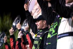 Подіум в абсолюті: переможець - Скотт Шарп, ESM Racing