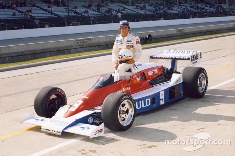 Rick Mears : Penske Cosworth PC6