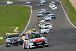 Stephan Epp, Gerrit Holthaus, Renault Clio Cup Avia Racing