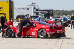 #62 Risi Competizione Ferrari F488: Davide Rigon, Toni Vilander